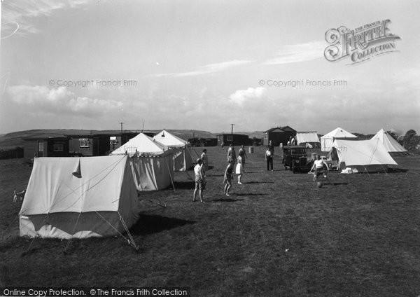 Brixham, Louville Camp c.1939