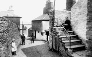 Brixham, Over Gang 1922