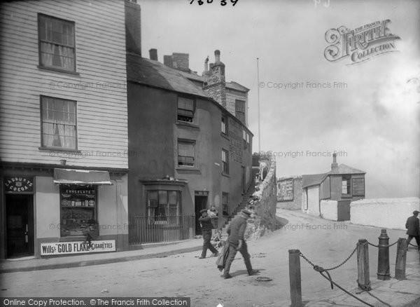 Brixham, Over Gang 1922