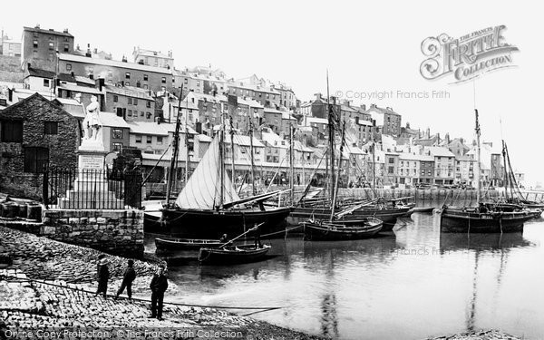 Brixham, Prince Of Orange Monument 1891