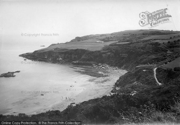 Brixham, St Mary's Bay 1918