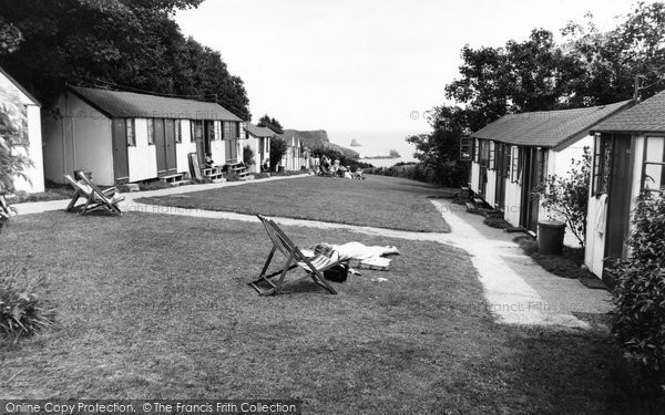 Brixham, St Mary's Bay Holiday Camp 1957