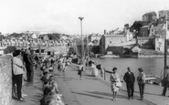 Brixham, The Jetty c.1965