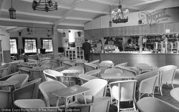 Brixham, The Lounge, St Mary's Bay Holiday Camp 1957