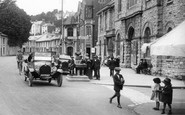 Brixham, Traffic, Bolton Cross 1922