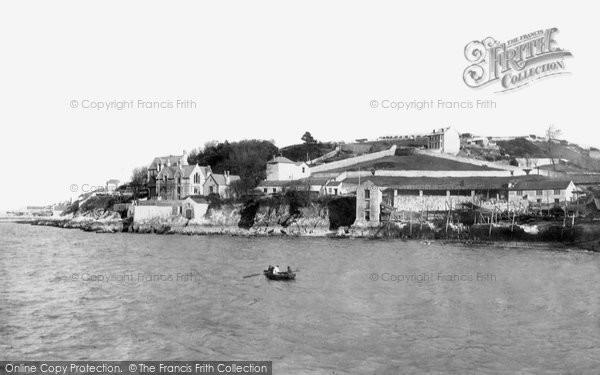 Brixham, Villas 1896
