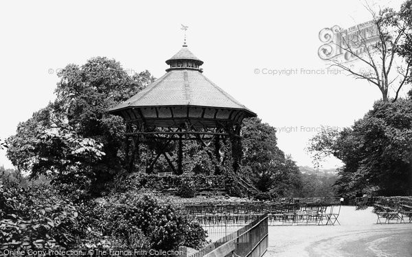 Brixton, Brockwell Park, Bandstand 1899