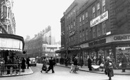 Brixton, Electric Avenue c.1955
