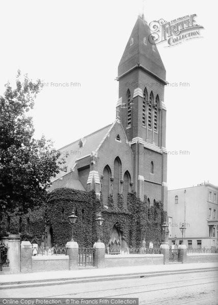 Brixton, Independant Church 1899