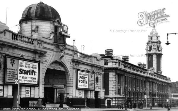 Photo of Brixton, Palladium c1955