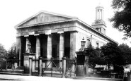 Brixton, St Matthew's Church 1899