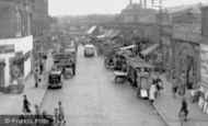 Brixton, Station Road Market 1952