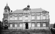 Brixton, Tate Public Library 1899