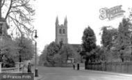 Brixton, Wiltshire Road c.1950