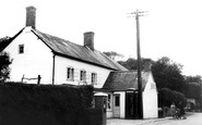 Broad Chalke, The Post Office c.1955