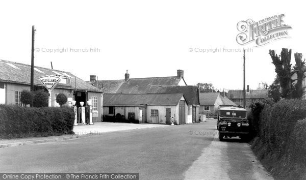 Broad Chalke, The Village c.1955