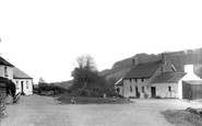 Broad Oak, The Village 1938