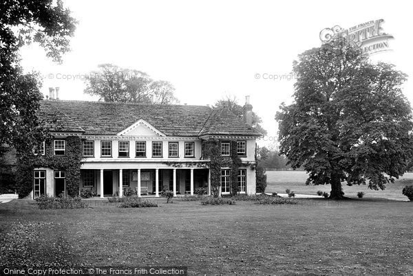 Broadbridge Heath, Field Place 1923