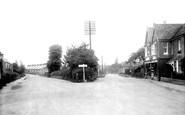 Broadbridge Heath, Portsmouth And Guildford Roads 1924
