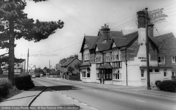 Broadbridge Heath, Shelley Arms c.1965