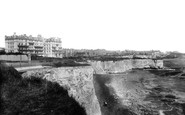 Broadstairs, and Grand Hotel 1899