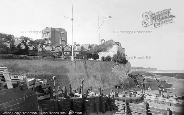 Broadstairs, Bleak House c.1900