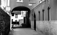 Broadstairs, Dicken's Walk c.1960
