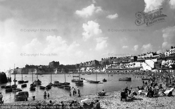 Broadstairs, Main Sands c.1950