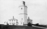 Broadstairs, North Foreland Lighthouse 1894