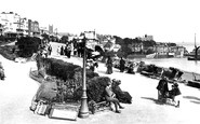 Broadstairs, Promenade 1902