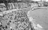 Broadstairs, Sands c.1900