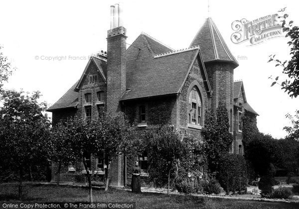 Broadstairs, St Peter's Sanatorium 1894