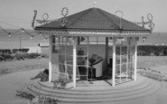 Broadstairs, The Bandstand 1962