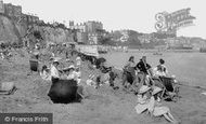 Broadstairs, The Beach 1907