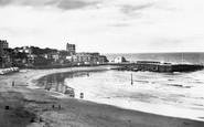 Broadstairs, The Harbour 1887