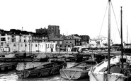 Broadstairs, The Harbour c.1965