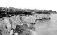Broadstairs, The White Cliffs 1918