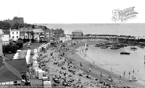 Broadstairs, Viking Bay 1951