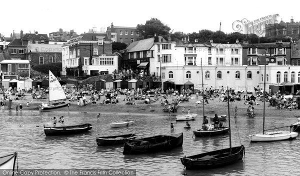 Broadstairs, Viking Bay 1960