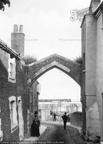 Broadstairs, York Gate 1887