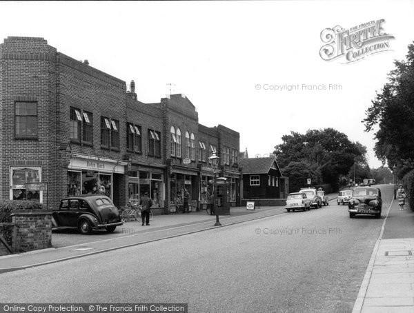 Broadstone, Dunyeats Road c.1960