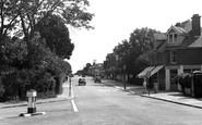 Broadstone, The Broadway c.1955