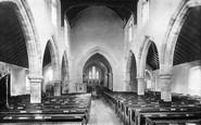 Broadwater, Church Interior 1890