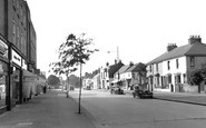 Broadwater, The Village 1954