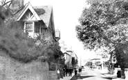 Broadwater, Village 1906