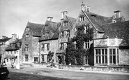 Broadway, The Lygon Arms c.1955