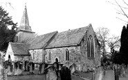 Brockenhurst, St Nicholas' Church 1959