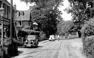 Brockenhurst, The Village 1949
