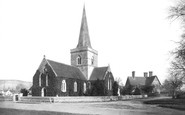 Brockham, Christ Church 1886