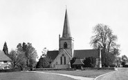 Brockham, Christ Church 1949